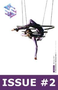 E-Squared Magazine - Issue #2 - Featuring 3hund
